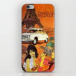 SAAB 96 iPhone Skin