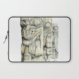 Haida Totems Laptop Sleeve