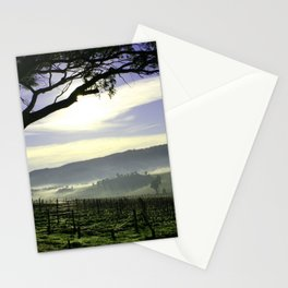 Barossa Sunrise Landscape Stationery Cards