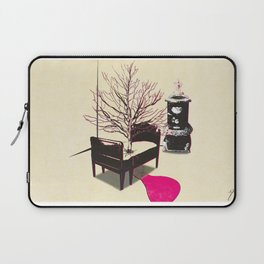 No rest for the restless... Laptop Sleeve