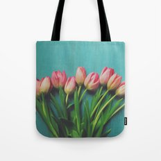 Spring Forward Tote Bag