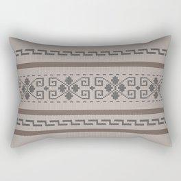 The Big Lebowski Cardigan Knit Rectangular Pillow
