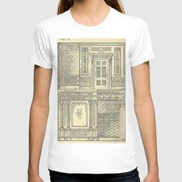 Architectural Elements T-shirt