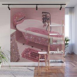Magic bathroom Wall Mural