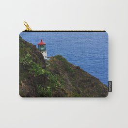 Makapuu lighthouse trail Carry-All Pouch