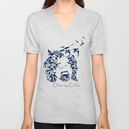 Counting Crows Unisex V-Neck