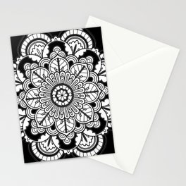 My Top Flower Stationery Cards