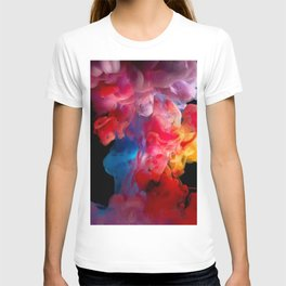 Coloured Smoke T-shirt