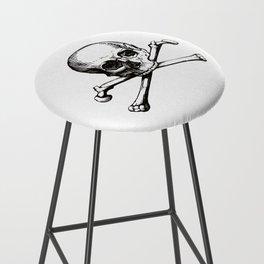 Skull and Crossbones | Jolly Roger Bar Stool