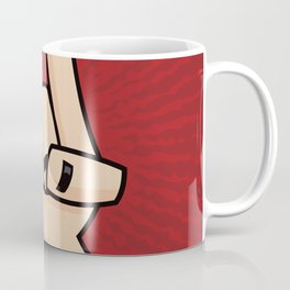 Heavy Metal Devil Horns Hand Sign Coffee Mug