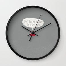 Just a little cooler Wall Clock