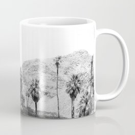 Palm Canyon near Palm Springs c.1901 Coffee Mug