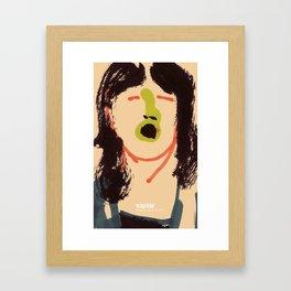Graphic Gigs: Nautic Framed Art Print
