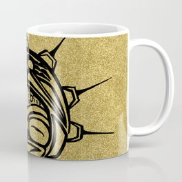 Ink Frog Sand Coffee Mug