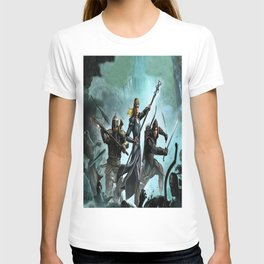 fighters lord of the ring T-shirt