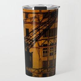 Battersea, London Travel Mug