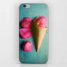 One Scoop or Two iPhone & iPod Skin