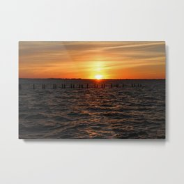 Moments of Serenity Metal Print
