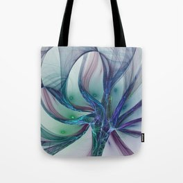 Fine Art Abstract Tote Bag