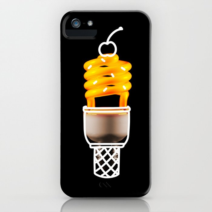 Lightly Flavored iPhone Case