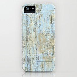 The French Bath Mat iPhone Case