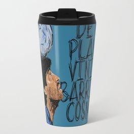 Maradona Travel Mug