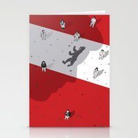 political Stationery Cards featuring Historical Political Figure by Pier Antonio Zanini