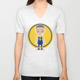 Steph Curry Unisex V-Neck