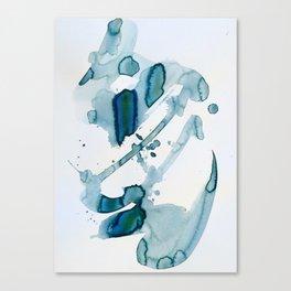 Psychopomp 2 Canvas Print