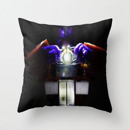 Light Our Darkest Hour Throw Pillow