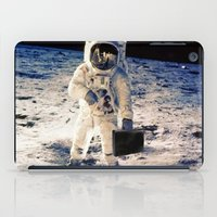 lawyer iPad Cases featuring Astronaut lawyer  by Life.png