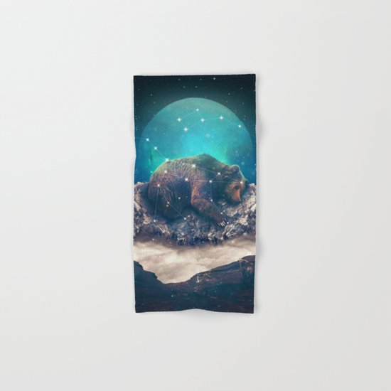 Under the Stars | Ursa Major Hand & Bath Towel