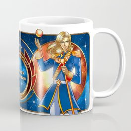 Commander Ashtar Sheran - Series 1 Coffee Mug