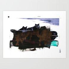 Reality Makers Art Print