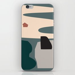 // Shape study #21 iPhone Skin