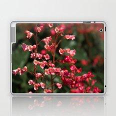 Little Red Flowers Laptop & iPad Skin