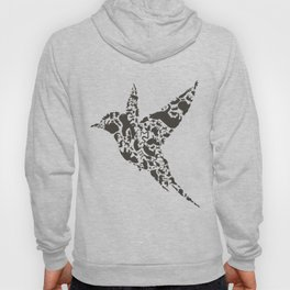Bird an animal Hoody