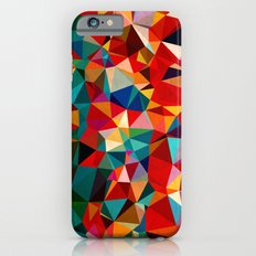 Polygon Pattern iPhone 6s Slim Case