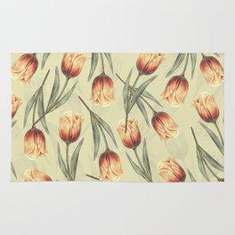 Tulipa pattern 2.1 Rug