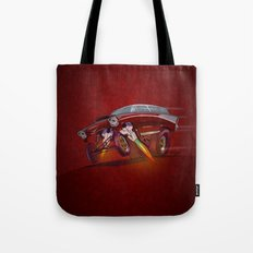 57 Nomad Really Mad Tote Bag