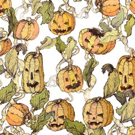 Art Print - this is Halloween - franciscomffonseca