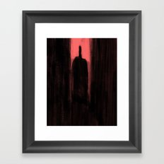 arrival Framed Art Print