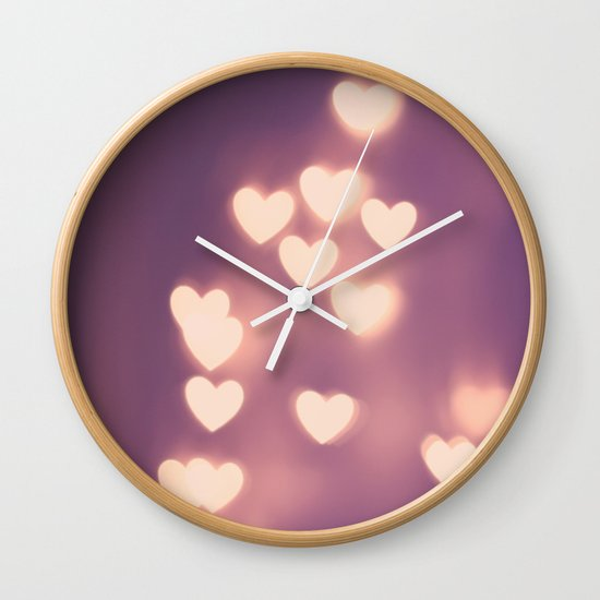 Your Love is Electrifying Wall Clock