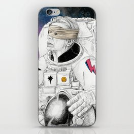 Blackstar iPhone Skin