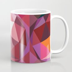 Geodesic dome pattern Mug