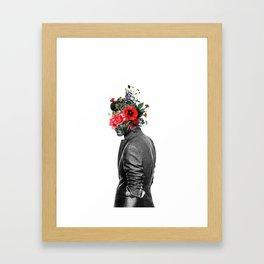 Beautiful mess Framed Art Print