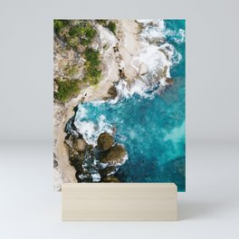 Rocky Sea Mini Art Print