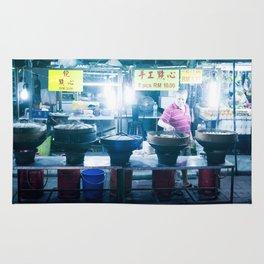 Street Food - Kuala Lumpur Rug