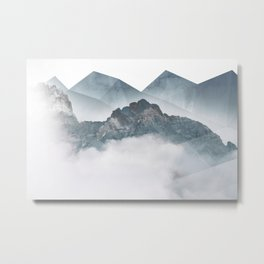 When Winter Comes III Metal Print