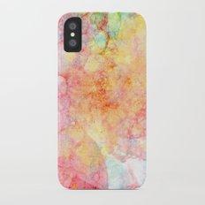 Bubbles Slim Case iPhone X